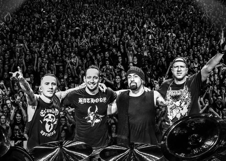 Volbeat à Paris 9ème