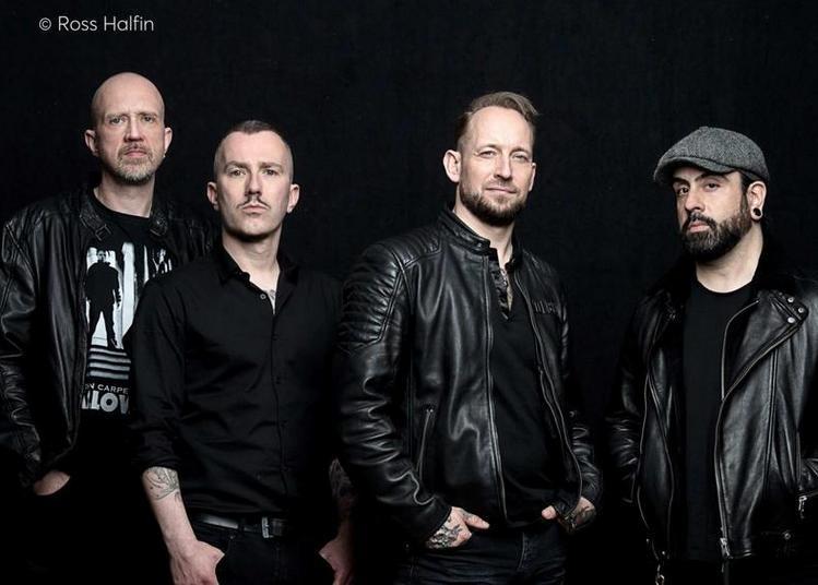 Volbeat à Villeurbanne