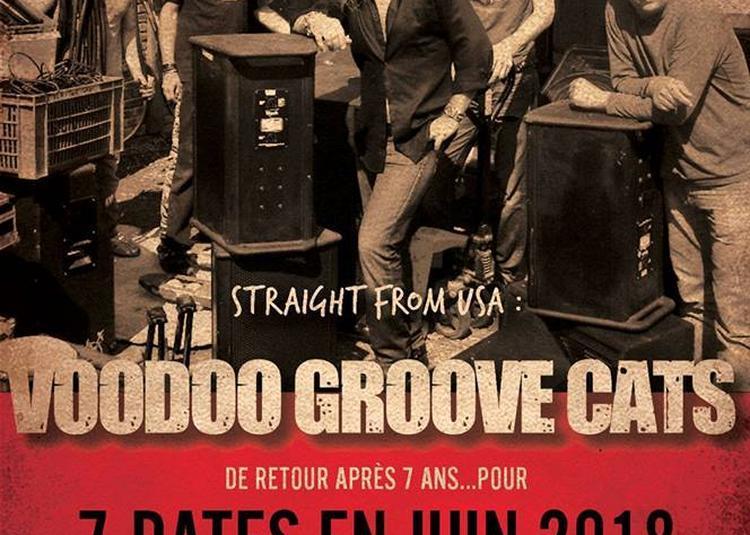 Voodoo Groove Cats (Fête de la Musique 2018) à Laval