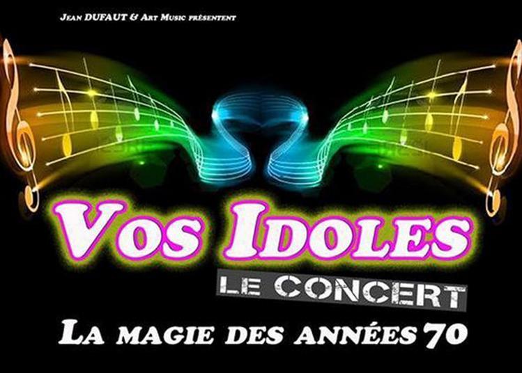 Vos Idoles à Fontainebleau