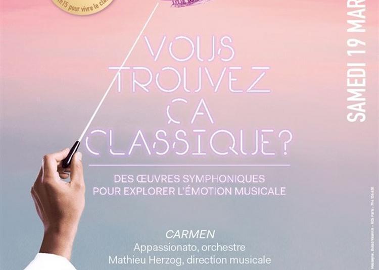 Vous Trouvez ?a Classique ? à Boulogne Billancourt