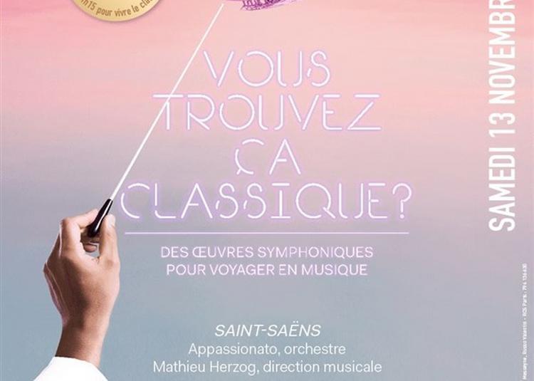 Vous Trouvez Ça Classique ? à Boulogne Billancourt
