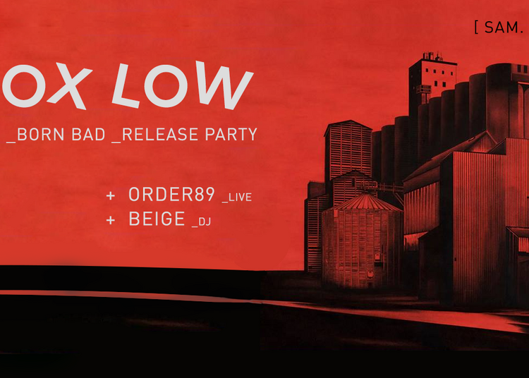 Vox Low Release Party à Paris 18ème