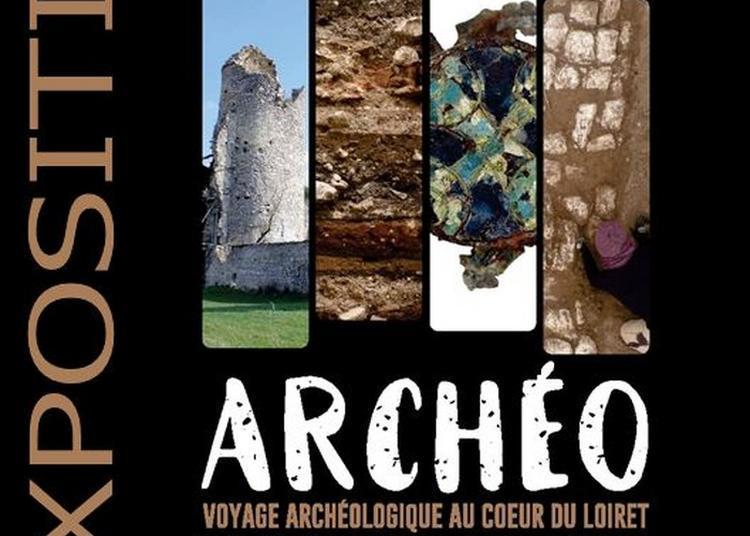 Voyage Archéologique Au Coeur Du Loiret à Meung sur Loire