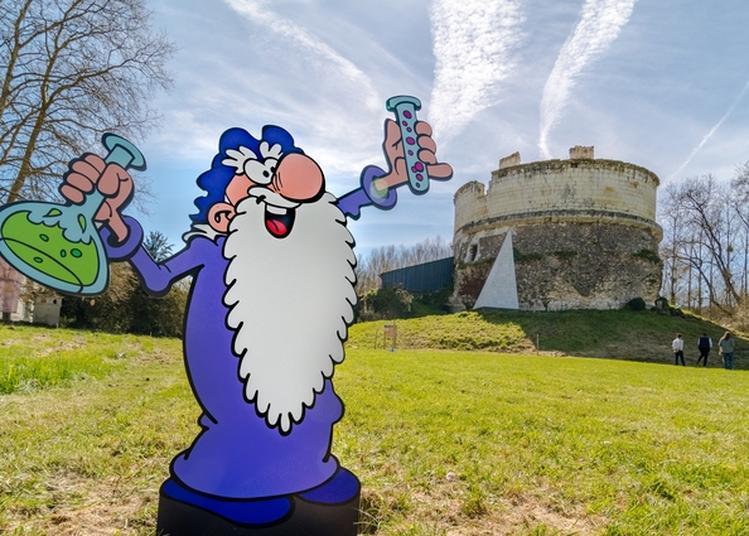 Voyage Dans Le Temps à La Tour-forteresse à Monthoiron