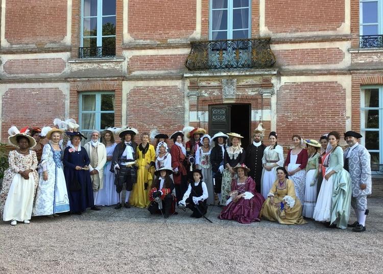 Voyage Dans Le Temps, Destination Le XVIIIe Siècle ! à Toulouse