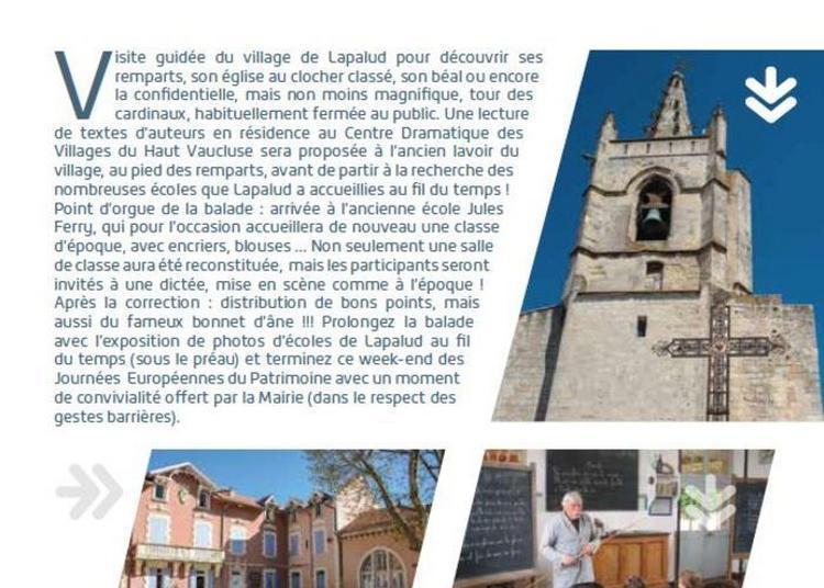 Voyage Dans Le Temps Et Retour à L'école De Jules Ferry ! à Lapalud