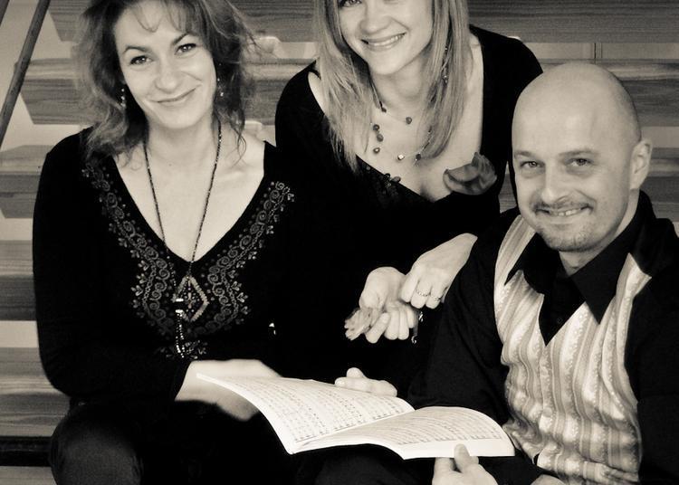 Voyage en Russie avec le trio Suerte à Nantes
