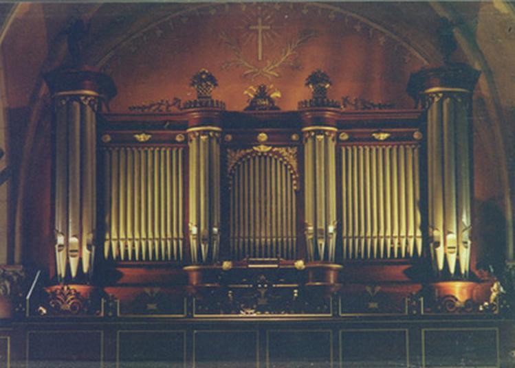 Voyage Interactif Autour De La Musique D'orgue Du 19e Siècle à Flavigny sur Moselle