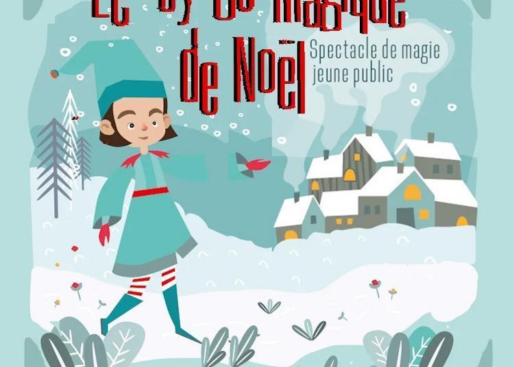Le voyage magique de Noël à Montauban