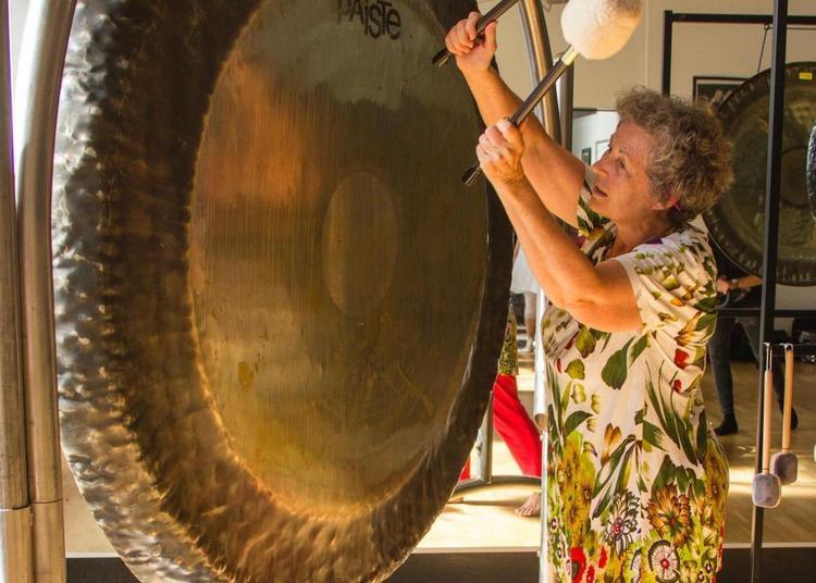 Voyage sonore au son du tambour shamanique, bols de cristal, gongs et voix à Labege