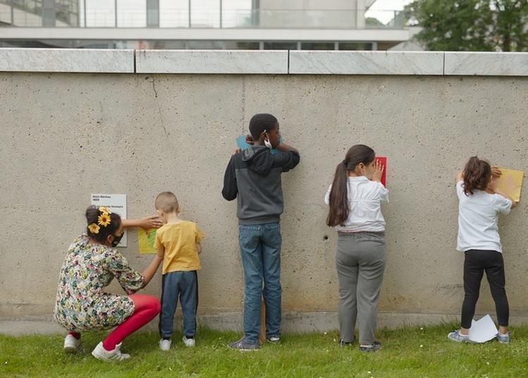 Vtt (visite Tout Terrain) Exploration Active Et Ludique Des Expositions, Pour Les Familles Et Enfants à Partir De 4 Ans à Vitry sur Seine
