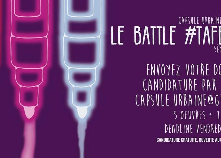 VU#22 - Battle #TaFeuille à Pessac