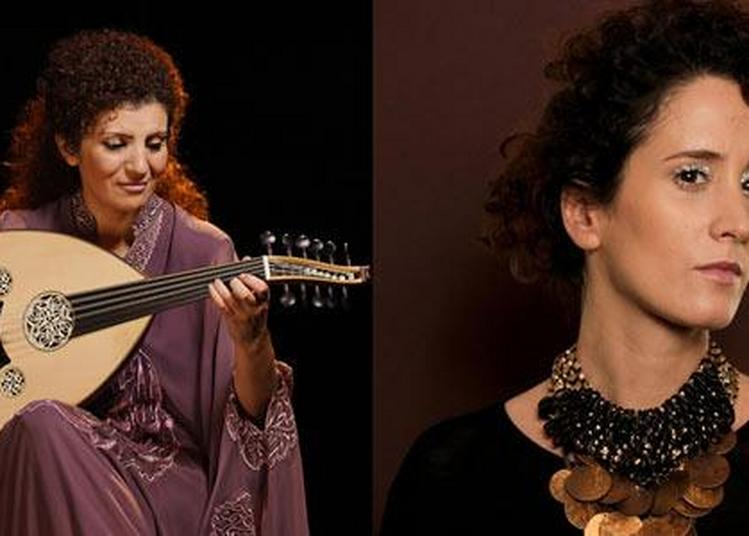 Waed Bouhassoun + Anissa Bensalah à Le Blanc Mesnil