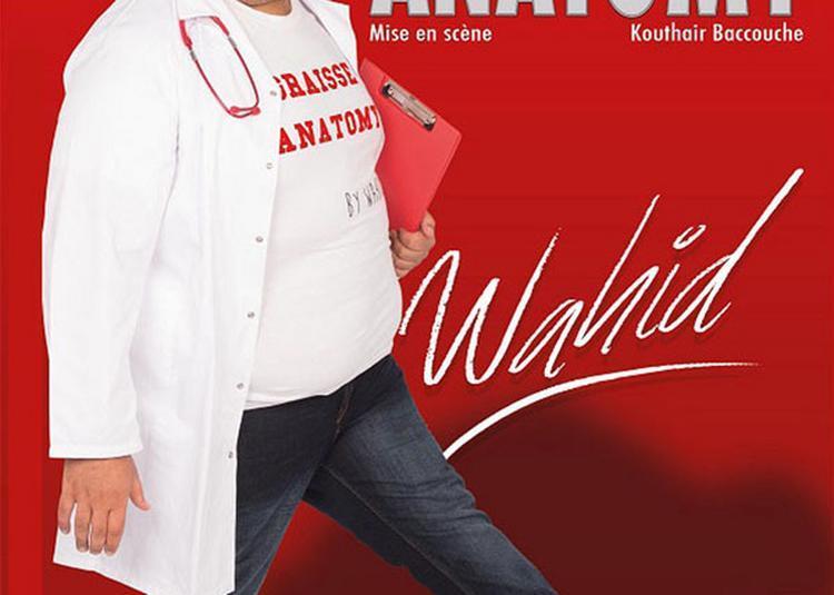 Wahid Dans Graisse Anatomy à Lille