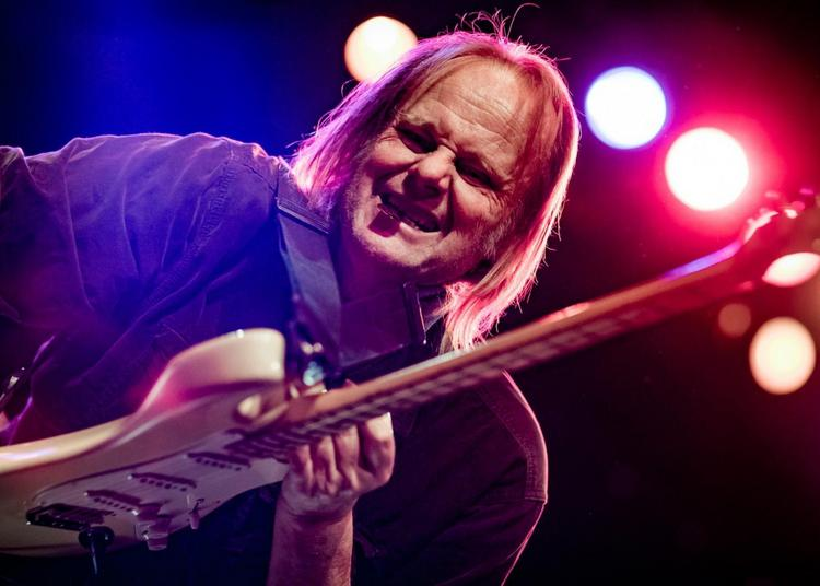 Walter Trout à Paris 11ème