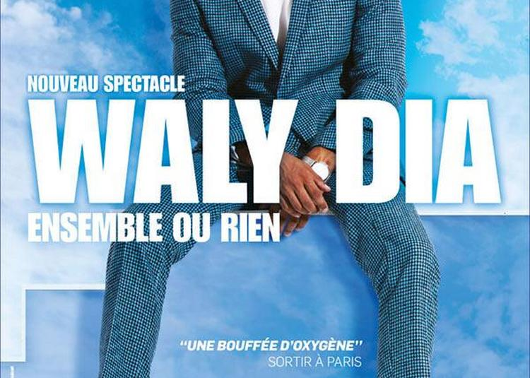 Waly Dia à Montpellier