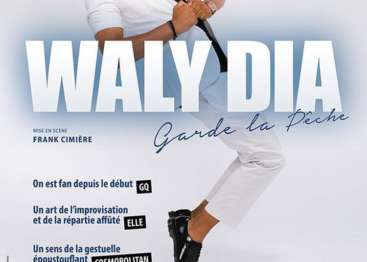 Waly Dia à Paris 9ème