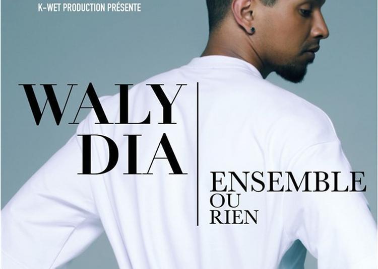 Waly Dia Dans Ensemble Ou Rien à Paris 8ème