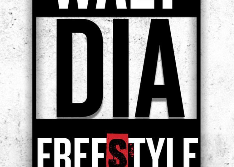 Waly Dia Dans Freestyle à Toulouse