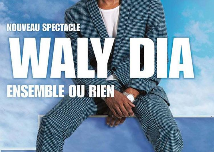 Waly Dia - report à Grenoble
