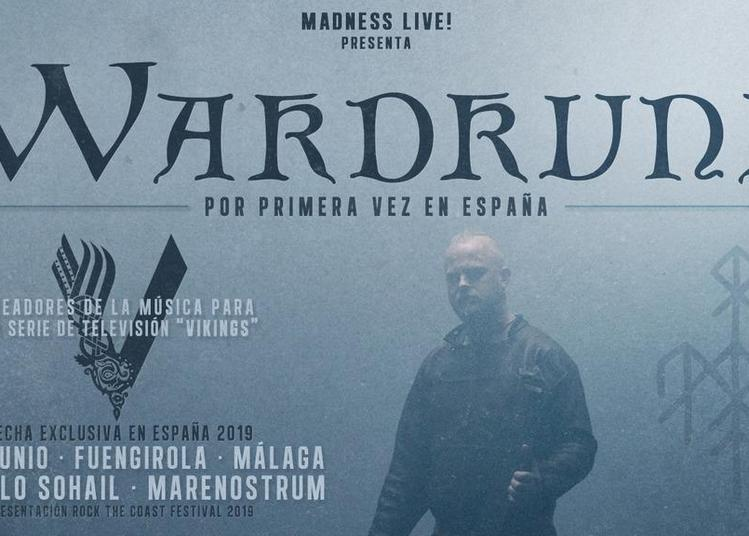 Wardruna à Paris 9ème