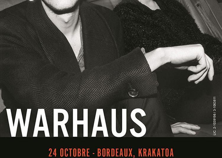 Warhaus + 1ere Partie à La Rochelle