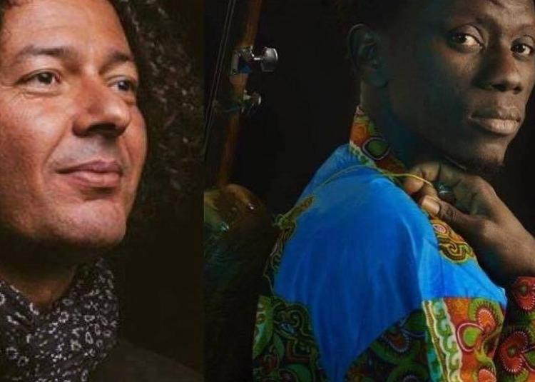Warm Up Show Magou Samb & Le Dakar Transe + Aziz Sahmaoui à Paris 19ème