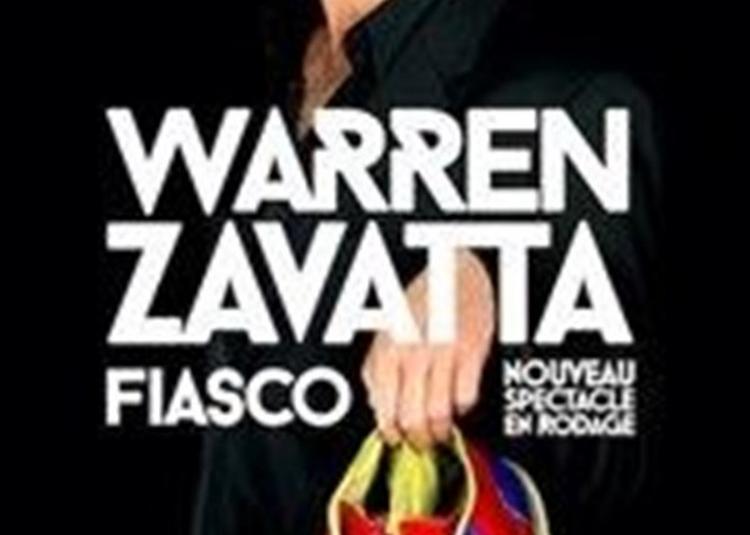 Warren Zavatta Dans Fiasco à Saint Riquier