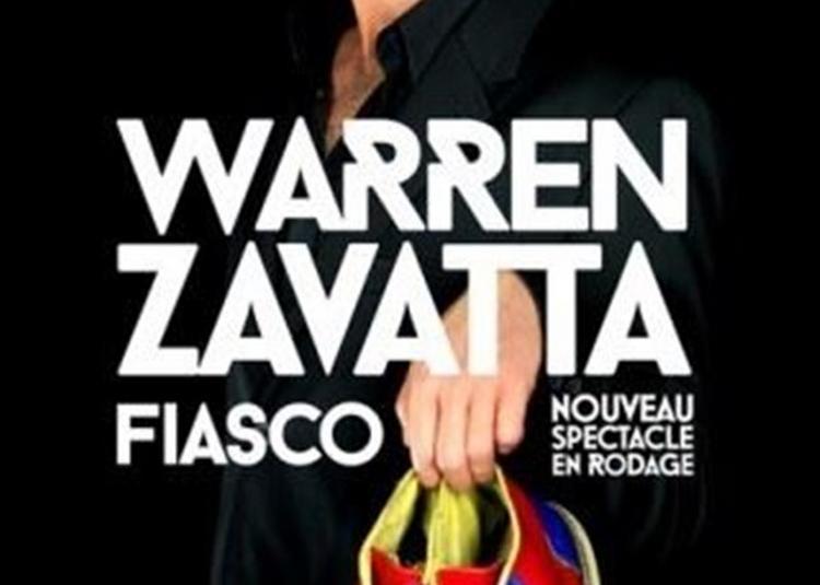Warren Zavatta Dans Fiasco à Lille