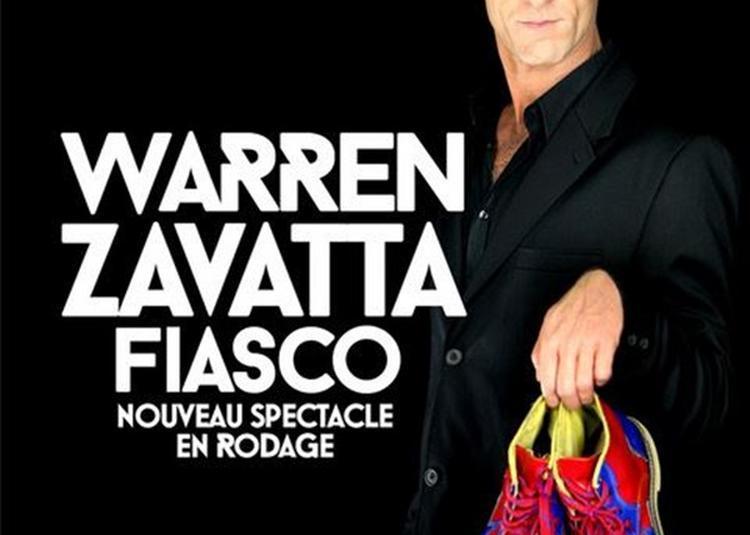 Warren Zavatta Dans Fiasco à Bordeaux
