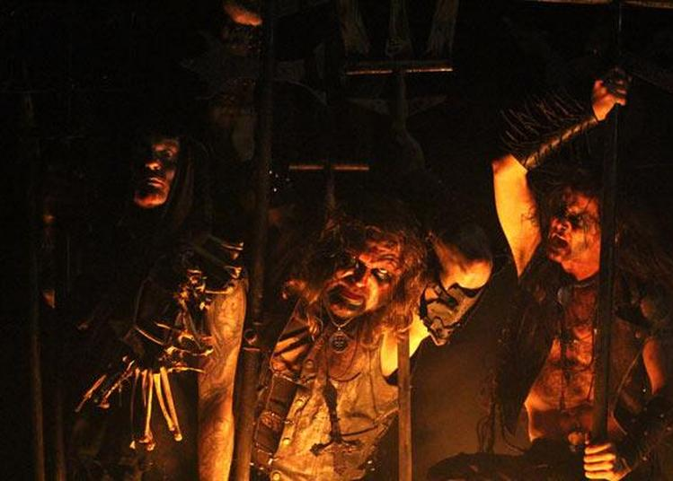 Watain + Rotting Christ à Paris 19ème