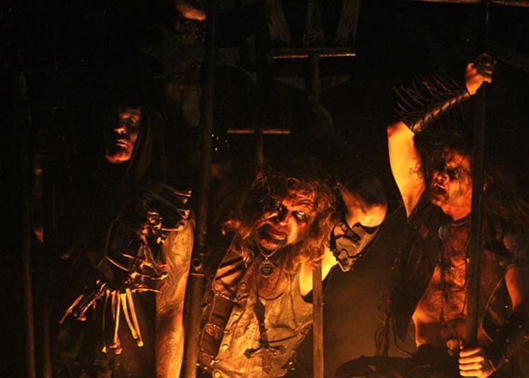 Watain + Rotting Christ à Paris 19ème