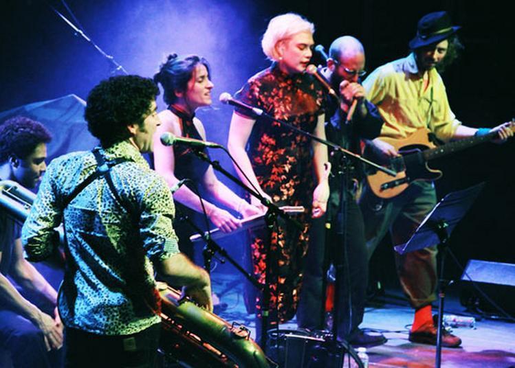 Wati Watia Zorey Band à Aubenas