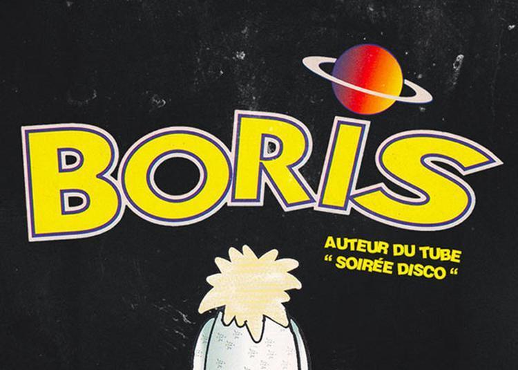 We Are Kitsch Invite : Boris à Nantes