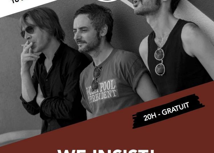 We Insist! - Enob - The Absolute Never à Paris 12ème