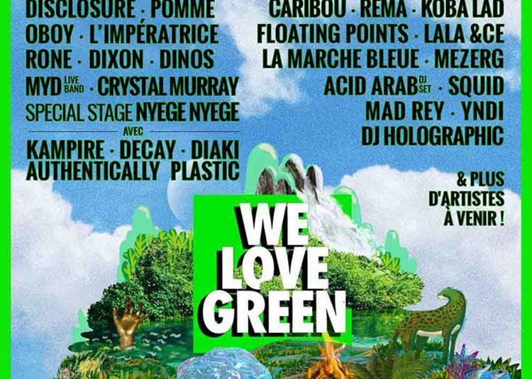 We Love Green - Pass 2 Jours à Paris 12ème