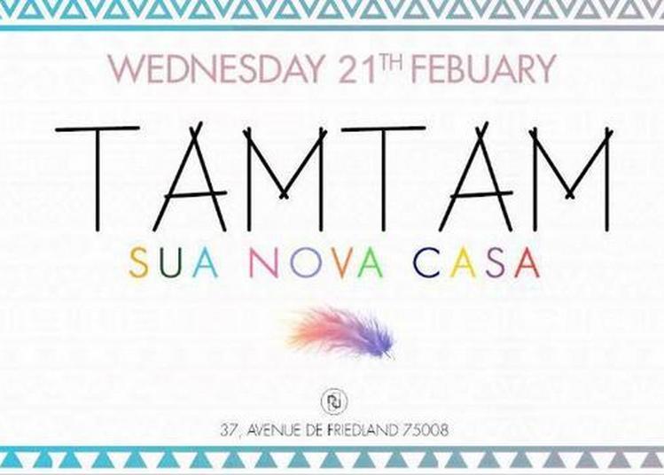Wednesday February 21st - Tam Tam - Boum Boum à Paris 8ème