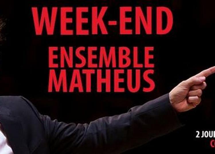 Week-End Matheus à La Rochelle