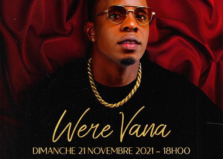 Were Vana à Paris 18ème