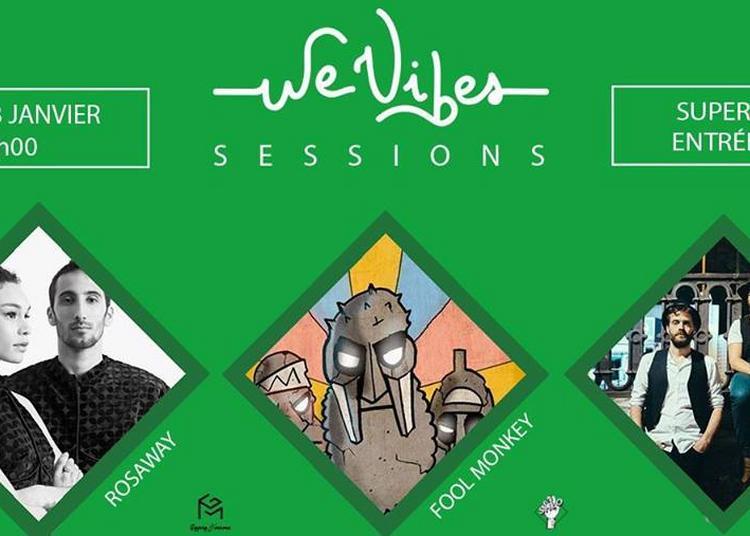 WeVibes Sessions #4 à Paris 12ème
