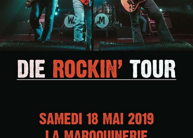 Whiskey Myers à Paris 20ème