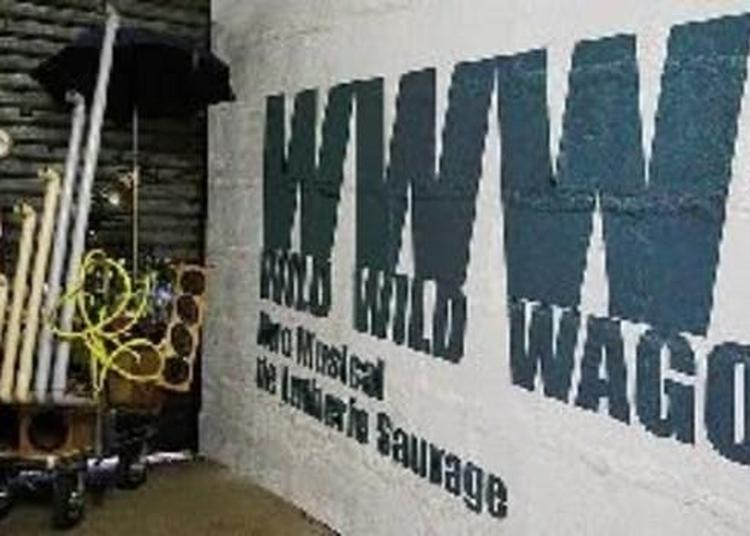 Wild Wild Wagon - Duo De Lutherie Sauvage à Beaufort en Vallee
