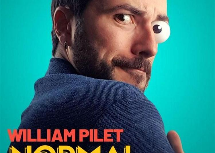 William Pilet Dans Normal N'Existe Pas à Nantes