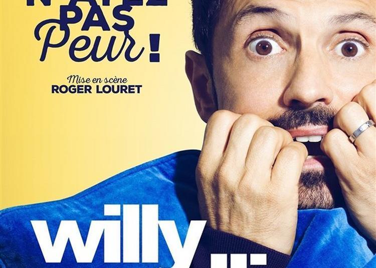 Willy Rovelli Dans N'Ayez Pas Peur à Ergue Gaberic