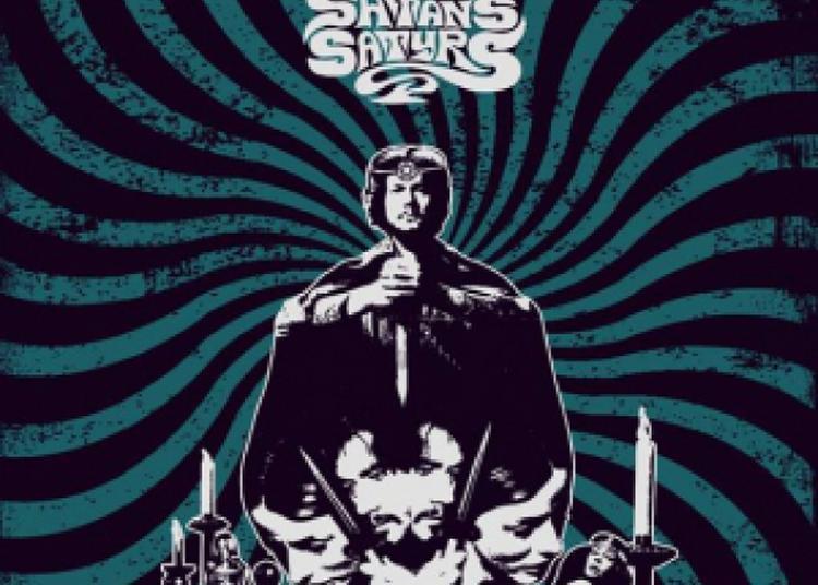 Windhand, Satan'S Satyrs et Guests à Paris 19ème