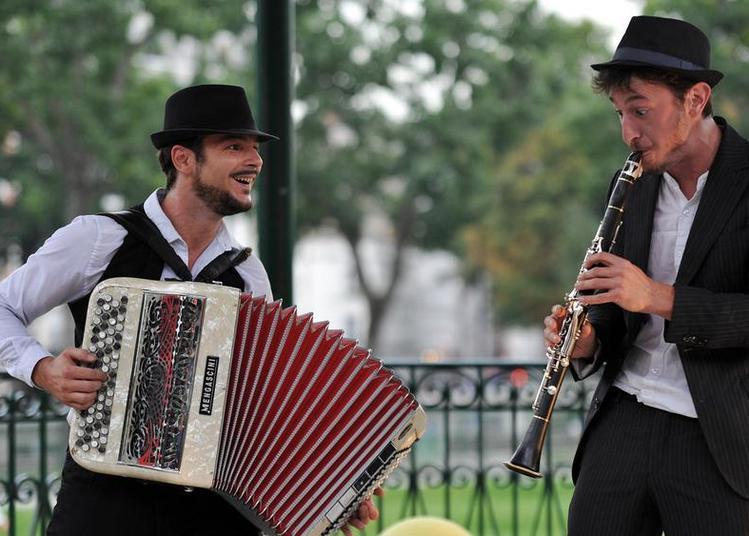 Winner Team - Millau Jazz Festival