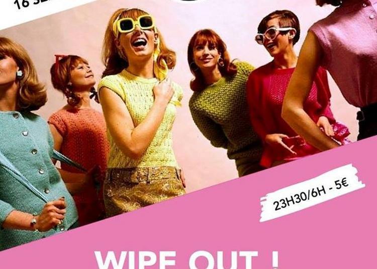 Wipe Out ! 60s Party Du Supersonic Avec Les Darlings En Live à Paris 12ème