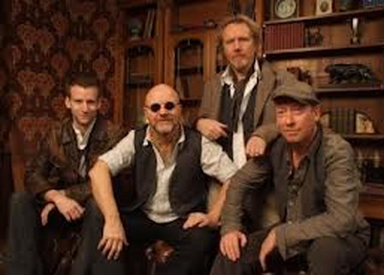 Wishbone Ash à Freyming Merlebach