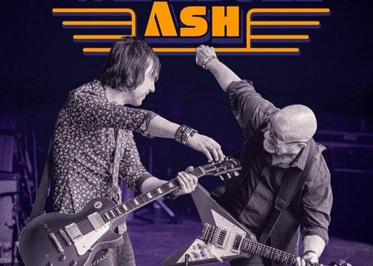 Wishbone Ash à Ballan Mire